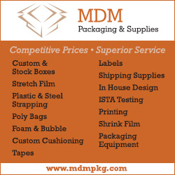 MDM Packaging & Supplies