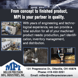 Miller Precision Manufacturing