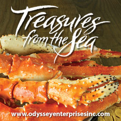 "Odyssey – ""Treasures from the Sea"""