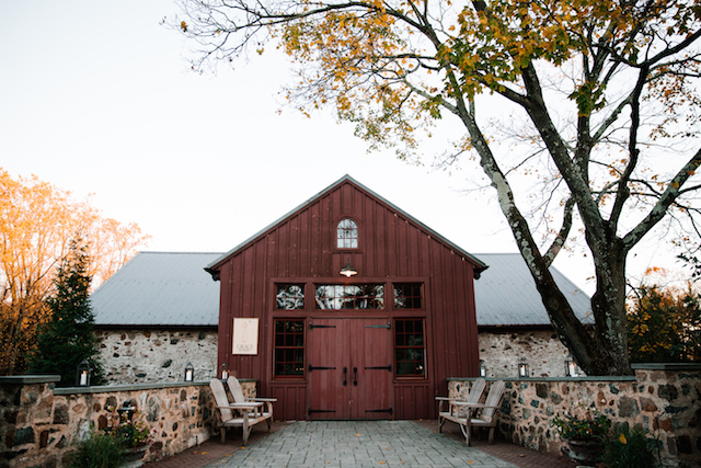 Hospitality Sip and Stay barn