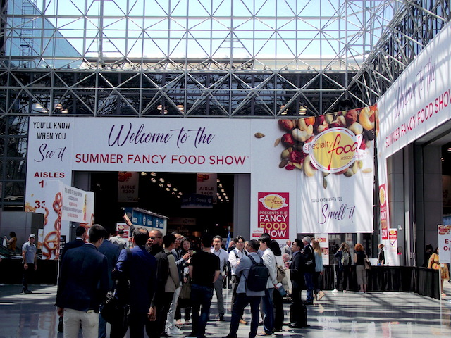 Summer Fancy Food Show 1
