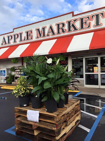 Apple Market exterior