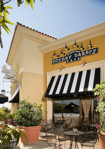 Corner Bakery Cafe Huntington Beach