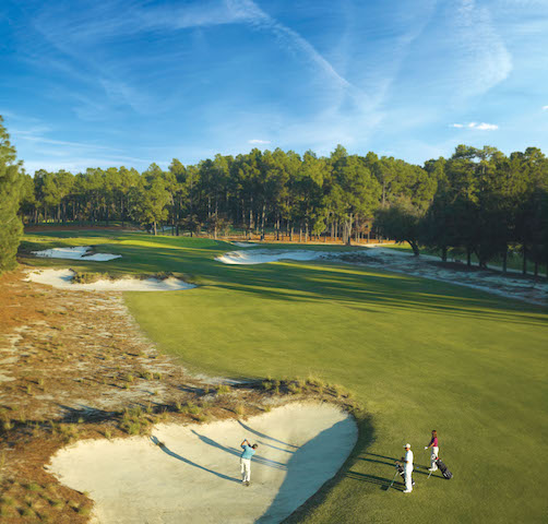 Pinehurst Resort hole14