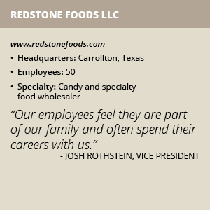 Redstone Foods LLC