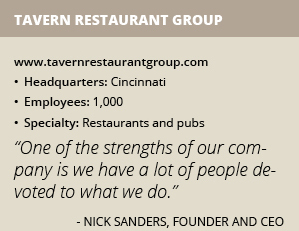 Tavern Restaurant Group