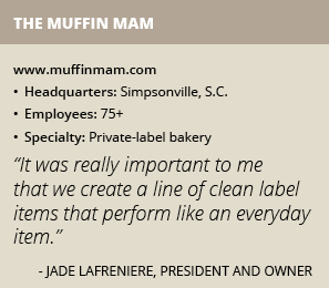 The Muffin Mam info