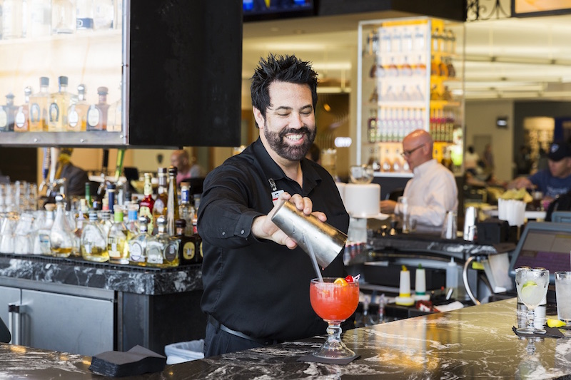 Houston Airports Cadillac Mexican Kitchen Tequila Bar