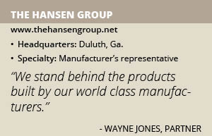 The Hansen Group info