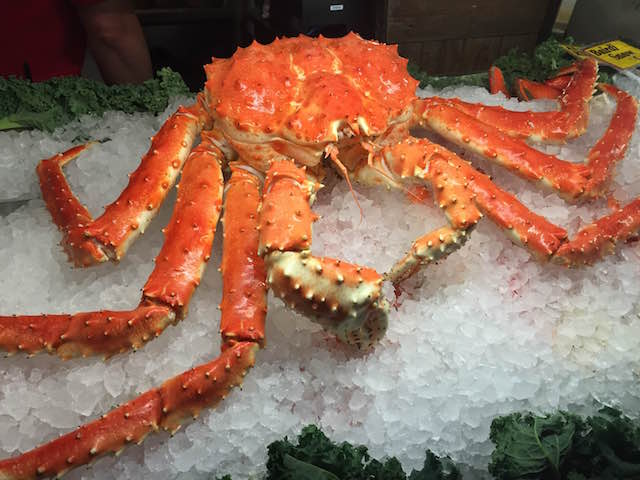 Bob Chinn Crab House Whole King Crab