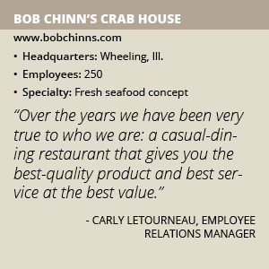 Bob Chinns Crab House info