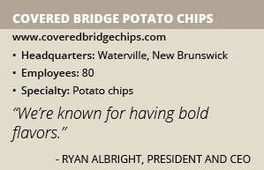 Covered Bridge Potato Chips info