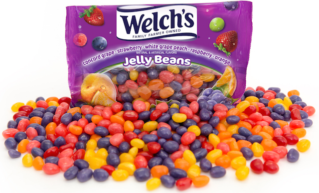 Welchs jelly beans