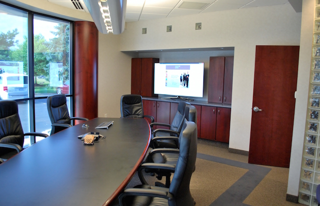 Carlin Group conference room