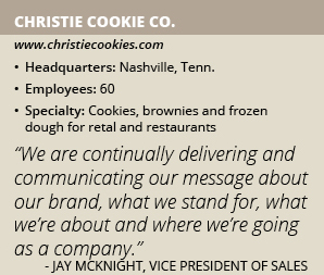 Christie Cookie Co. info