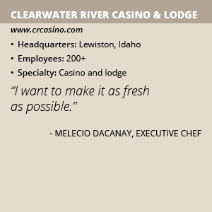 Clearwater River info