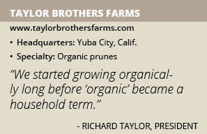Taylor Brothers Farms info