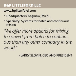 BP Littleford LLC