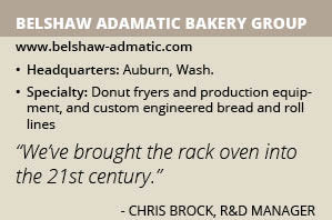 Belshaw Adamatic Bakery Group info