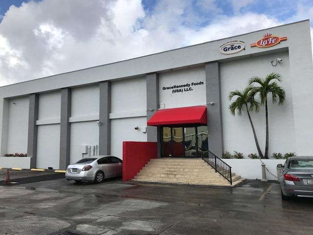 GraceKennedy Florida location