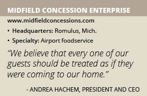 Midfield Concession Enterprise info