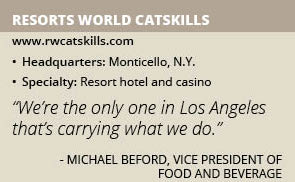 Resorts World Catskills info