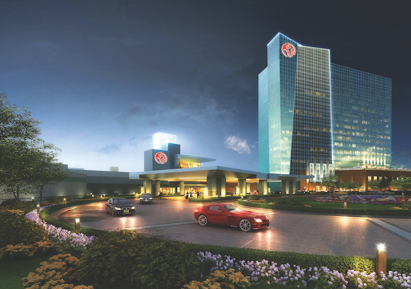 Resorts World Catskills rendering