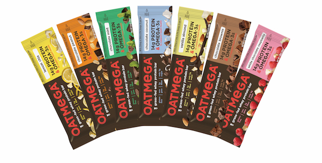 Amplify Snack Brands Oatmega Bar