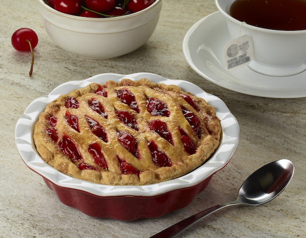 Legendary Baking Cherry pie