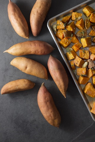 AV Thomas Produce sweet potatoes