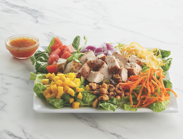 Pollo Tropical Mango Chicken Salad