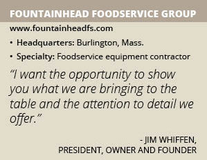 Fountainhead Foodservice info