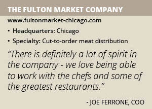 The Fulton Market info