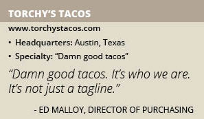 Torchys Tacos info
