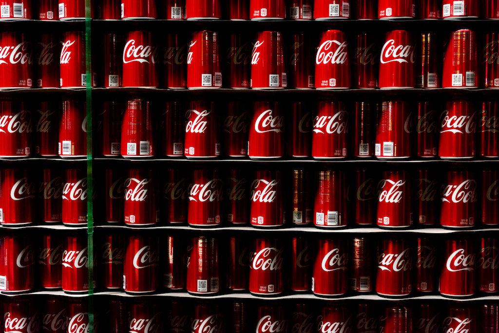 Coca Cola Bottling Co. cokes