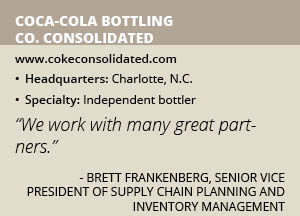 Coca Cola Bottling Co. info