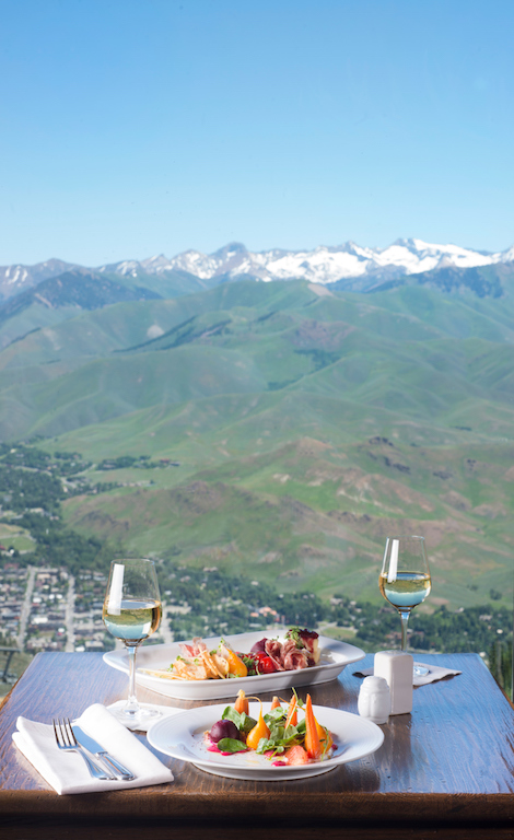 Sun Valley Resort summer