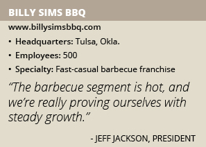 Billy Sims BBQ