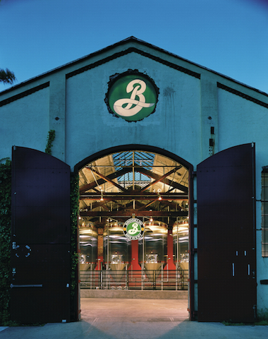 BrooklynBrewery DoorsAtDusk 951x1200 copy
