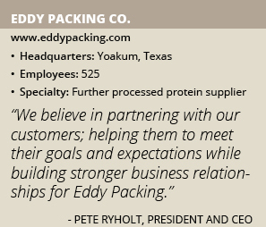 Eddy Packing Co. info