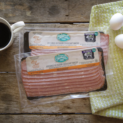 Pedersons Natural Farms bacon
