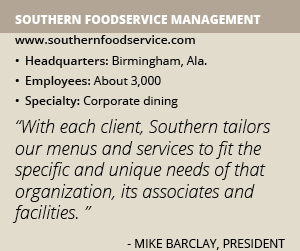 Southern Foodservice Management