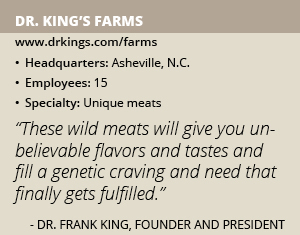 Dr. Kings Farms