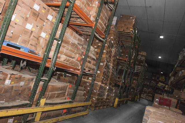 TraFon Group warehouse