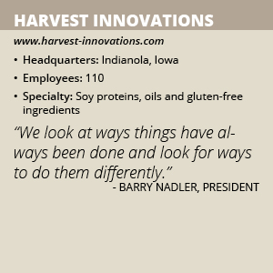 Harvest Innovations info