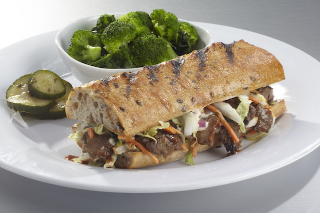 UFood BBQ Steak Panni copy