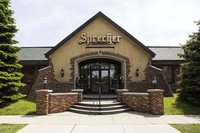 sprecher front entry small copy