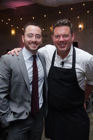CoopersHawk Tim McEnery and Tyler Florence