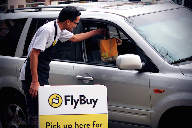 Fly Technologies Inc Has Launched A New That Offers Restaurants Vertical Drive Thru