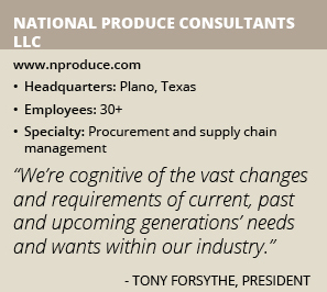 National Produce Consultants info